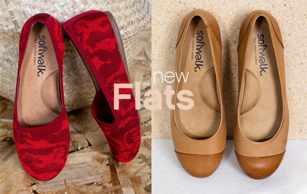 Women's Official Comfortable Site Shoes Softwalk® qUgZF