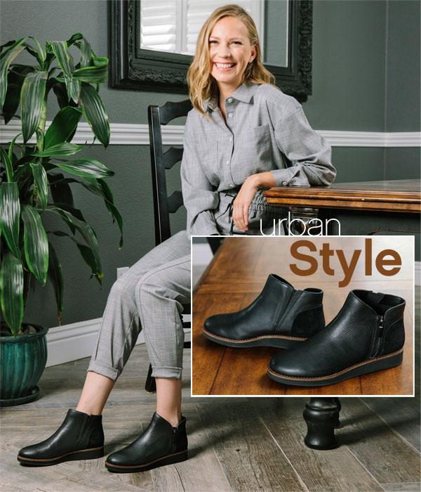 Angebote Komfort ALL about shoes Schnürstiefel in braun Herren