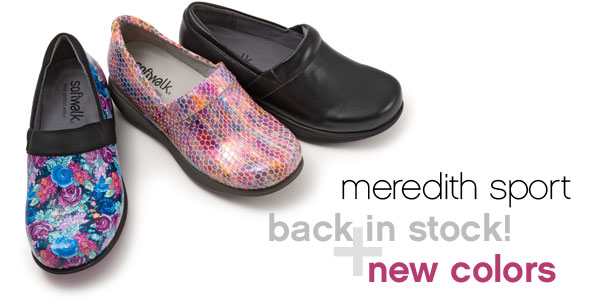 Meredith Sport - Back in stock plus new colors