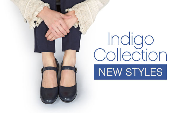 Indigo Collection - New Styles