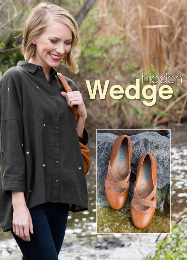 Hidden Wedge