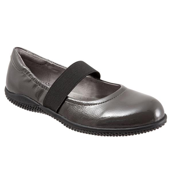 High Point Dark Grey Patent