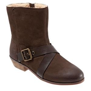 Rayne Dark Brown Nubuck