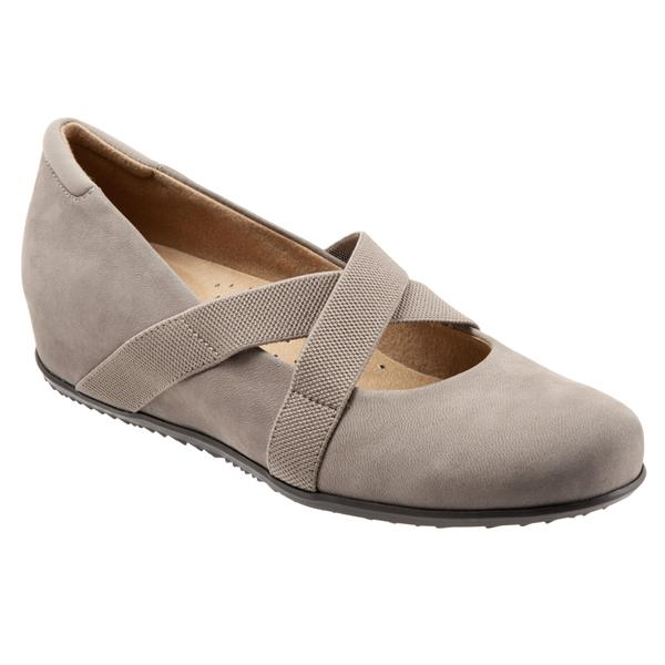 Waverly Taupe Nubuck