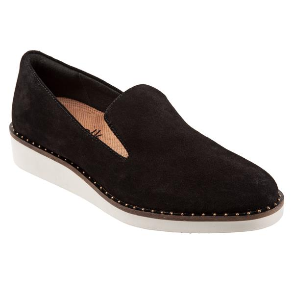 Westport Black Suede
