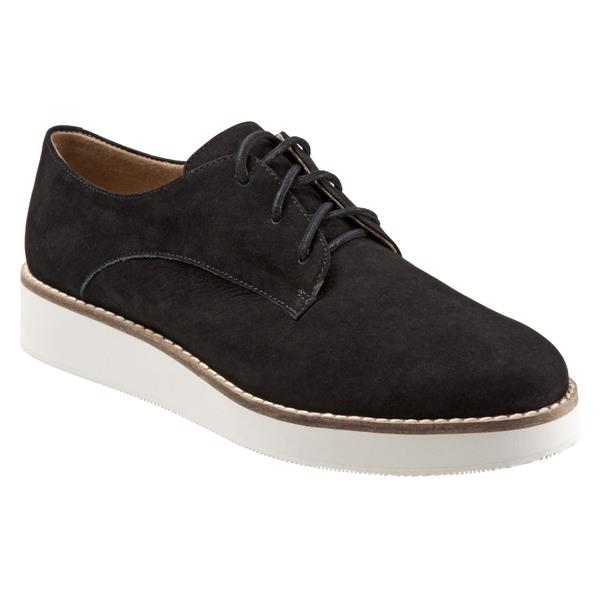 Willis Black Nubuck
