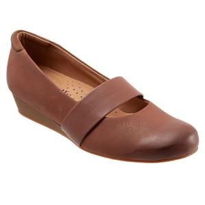 Winona Brown Earth Nubuck